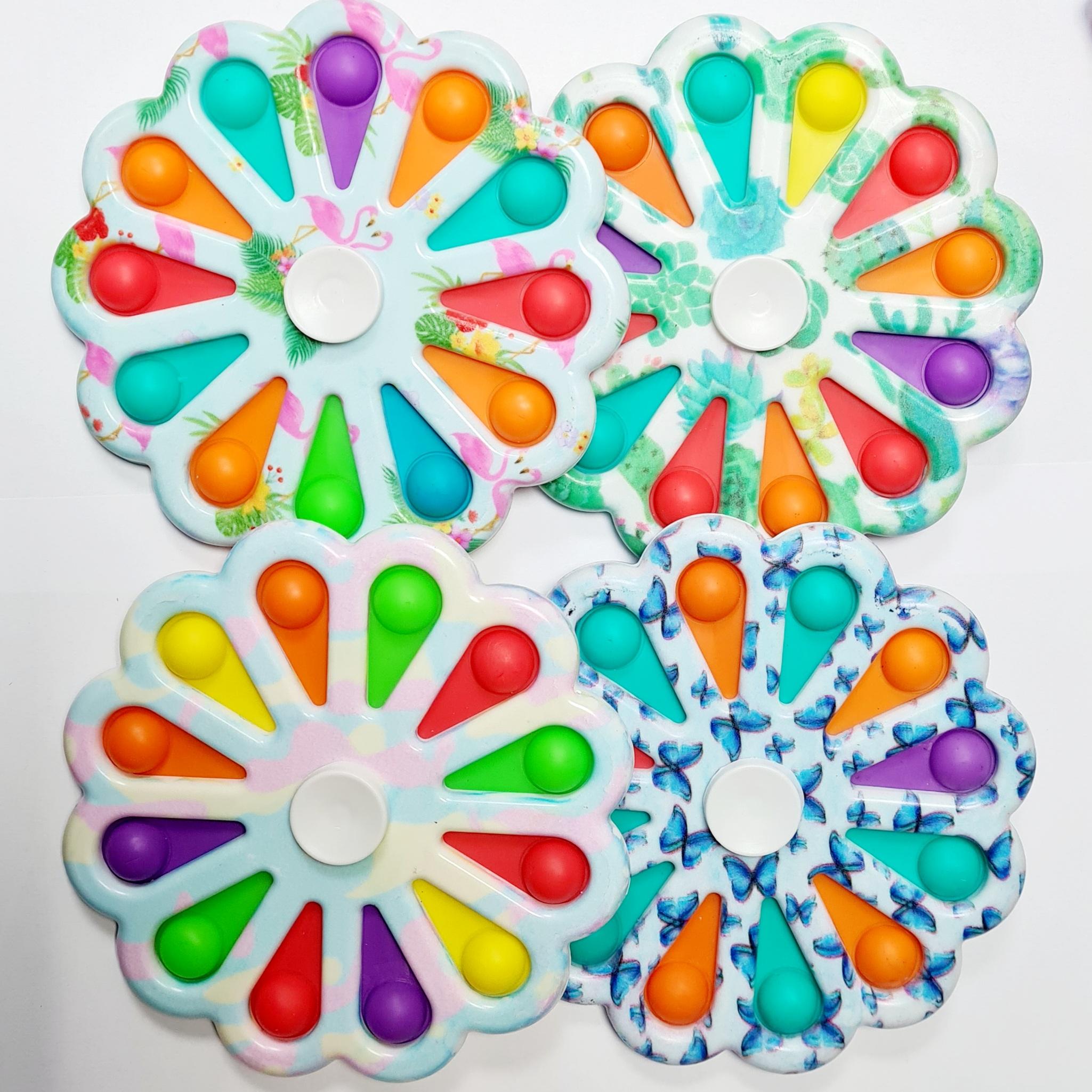 Grote spinner+pop it 12 print