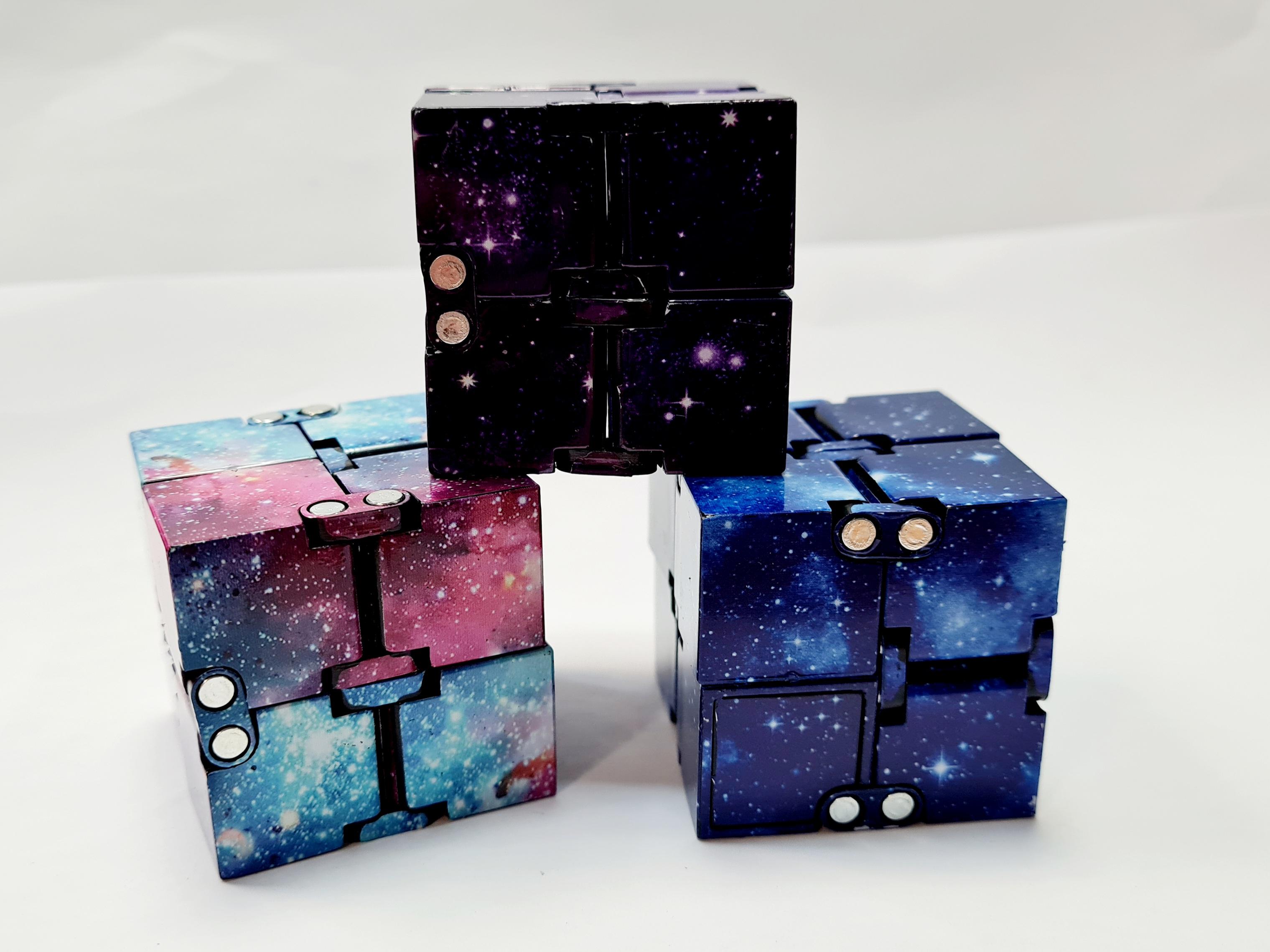 Infinity Galaxy Magic Cube