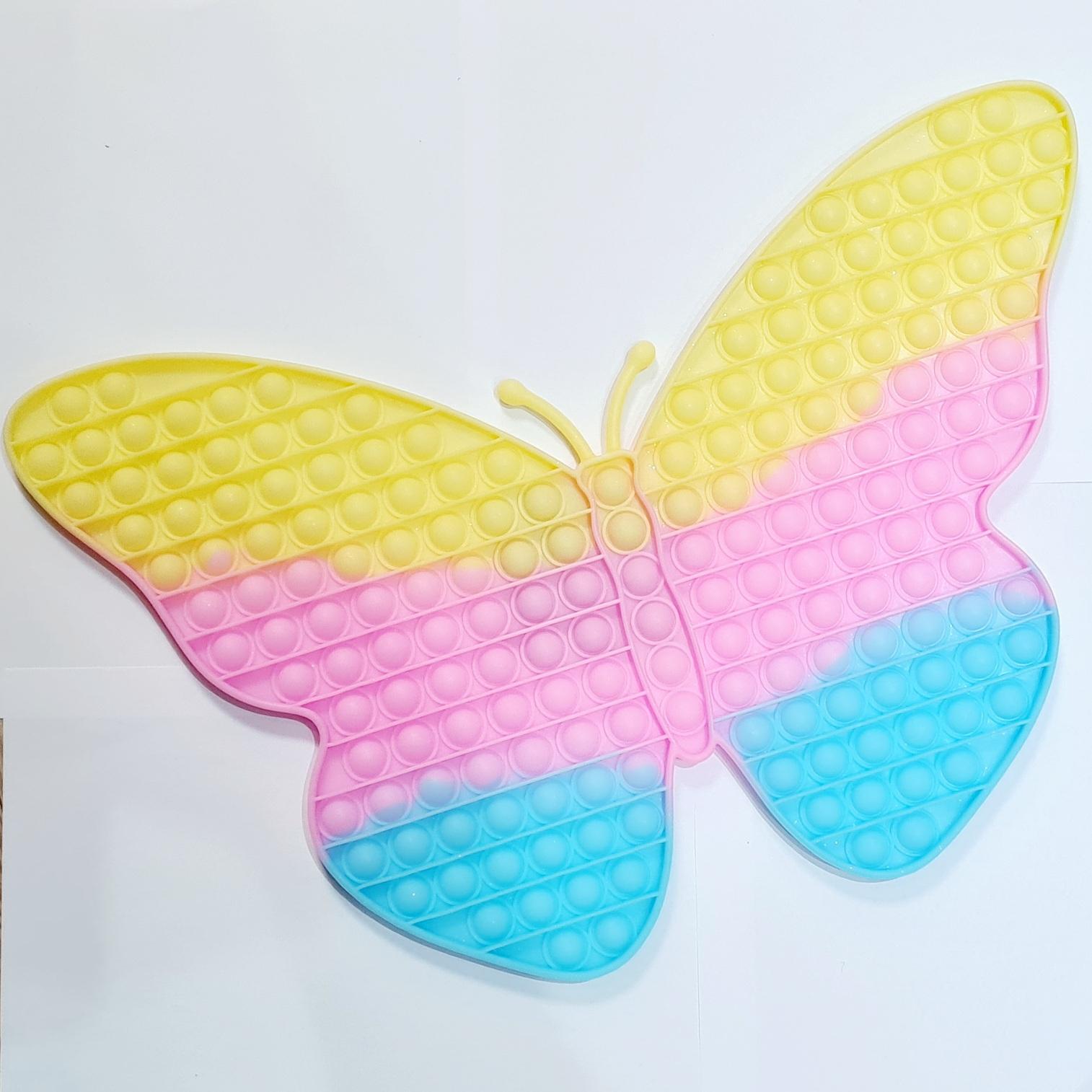 Pop-it XXL butterfly