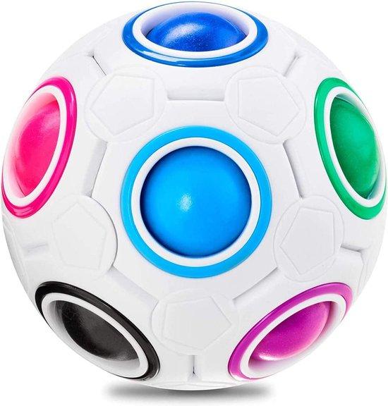 Rainbow 3D-puzzel Ball