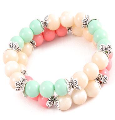 bracelet Romantic colors