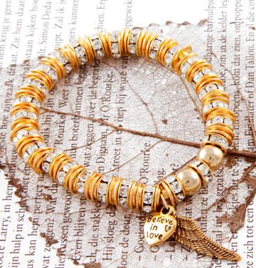 Armband Gold MWL