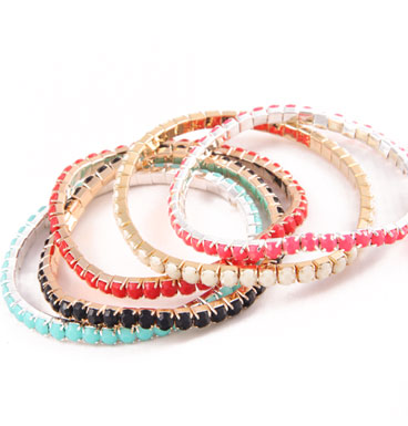 bracelet Stretch colors