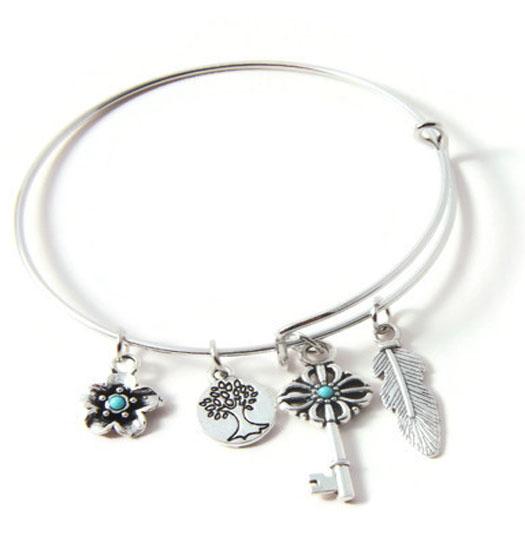 Bracelet Charmed 4