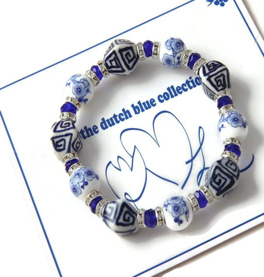 Armband Dutch Blue and Etnic