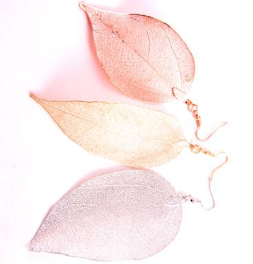 Earrings Natural Leaf