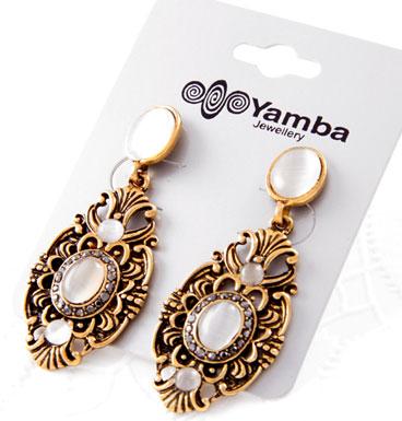 Earrings Acanthus