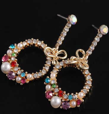 Earrings Ab Fab