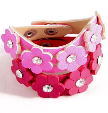 bracelet flower wave