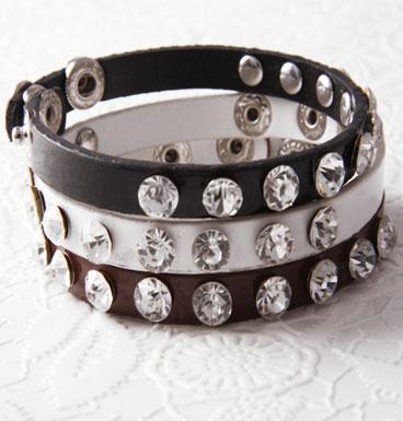 Bracelet Rhinestone cowboy