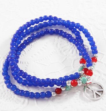 Bracelet Wrap symbols short