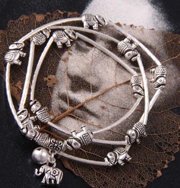 Elephant bracelet/necklace