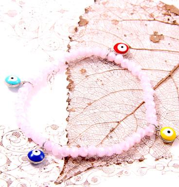 Bracelet lucky eyes