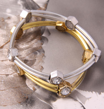 Bracelet Art Nouveau Diamond