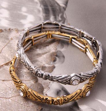 Bracelet Art Nouveau II