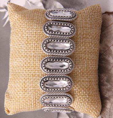 Bracelet Oblong Diamond