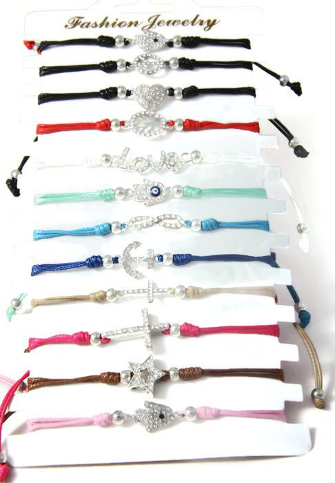 Set Pull Wire Bracelets VIII
