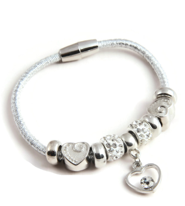 Bracelet Charms and heart