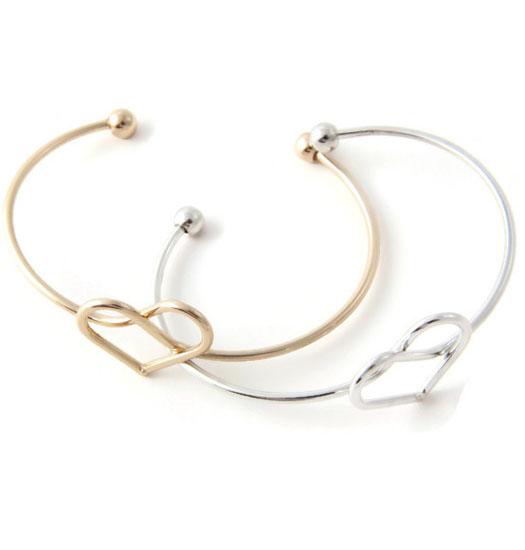 Bracelet Tangled heart
