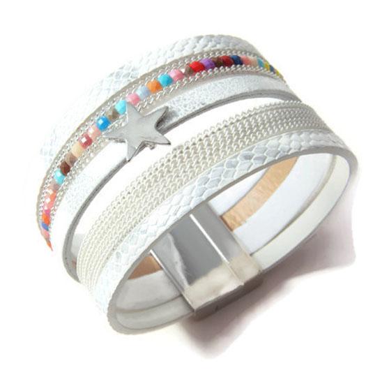 Armband Colorfull beads