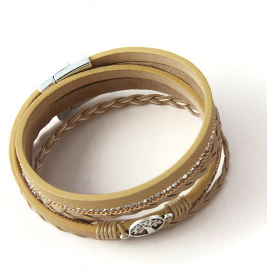Bracelet Wrap with Tree of Life