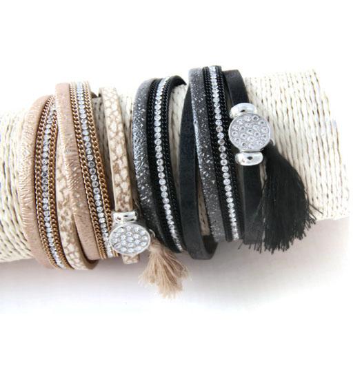 Armband Wrap and Glitter