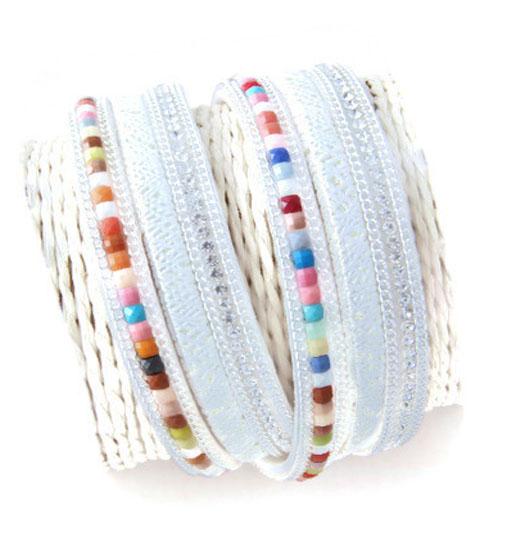 Armband Wrap beads