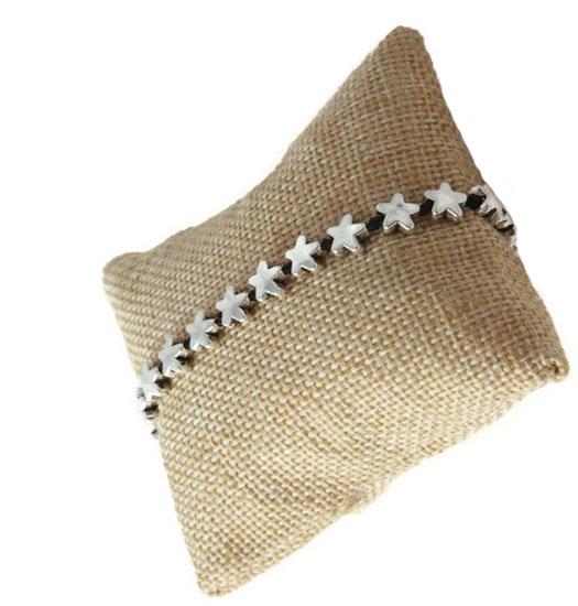 Bracelet Knitted - Stars