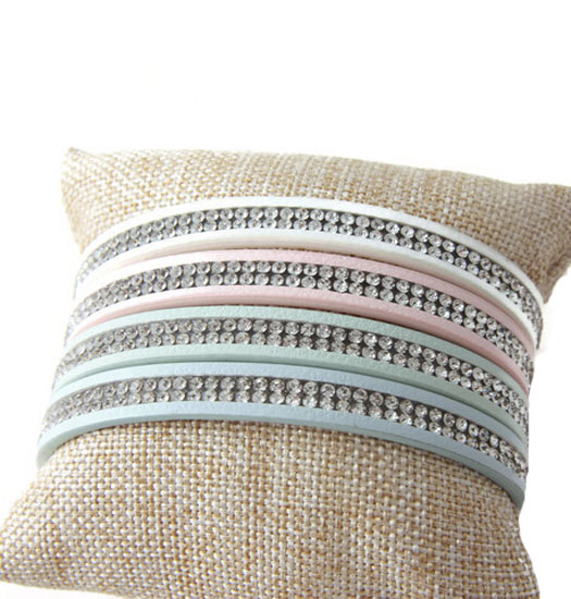 Armband Strass-lines