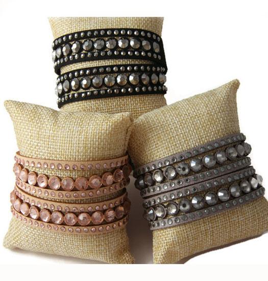 Bracelet Rine Stone Wrap
