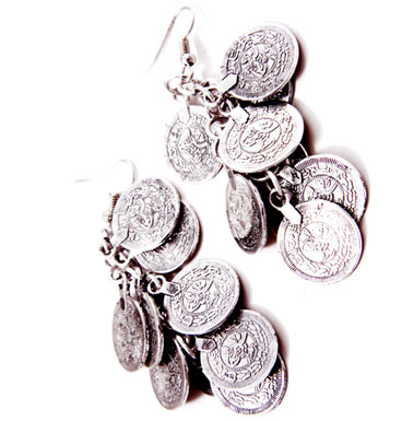 Earrings Pecunia