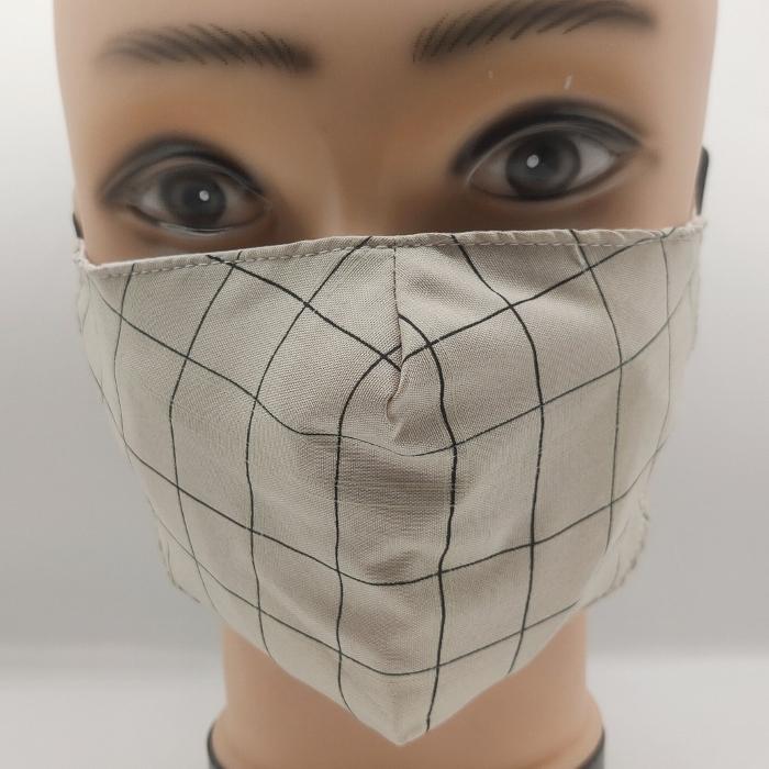 Mask Blocked sand