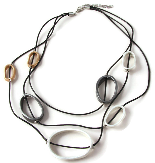 Necklaces Modern Connections