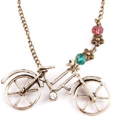 Necklace Big Bike