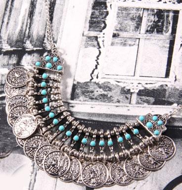 Necklace Pecunia & TQ