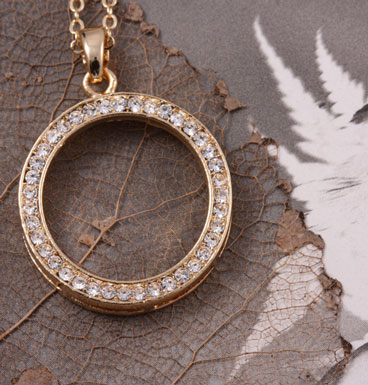 Necklace Eternal Cirkel