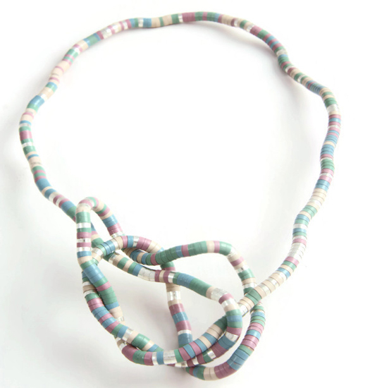 Necklace Coloured Snake small