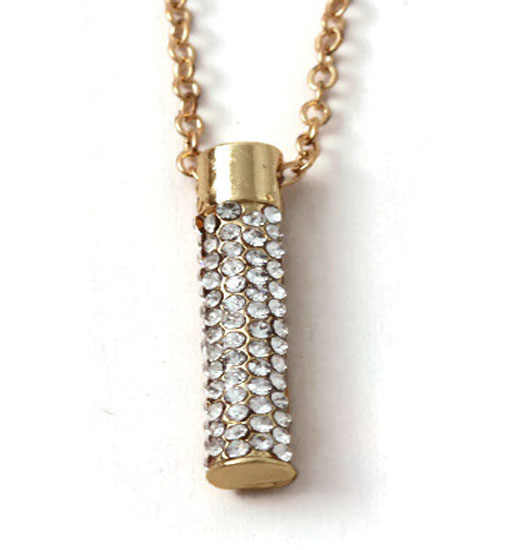 Ketting Vertical Sparkles
