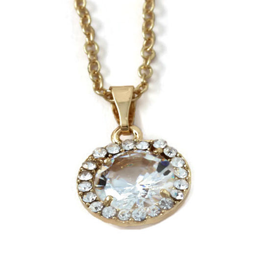 Necklace Diamond Sparkle