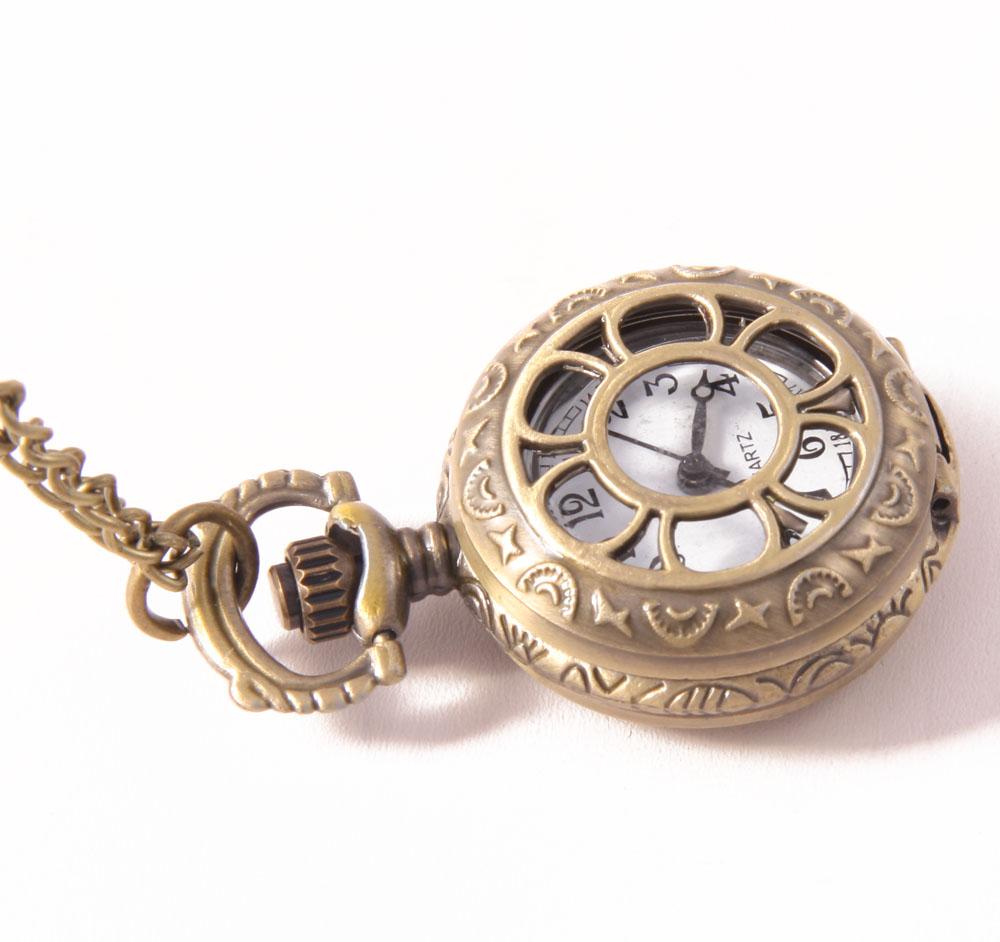 Small watch - open flower II