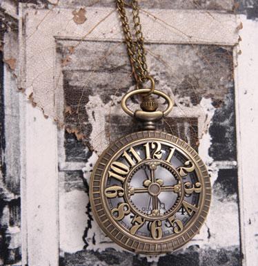 Horloges aan kettingen