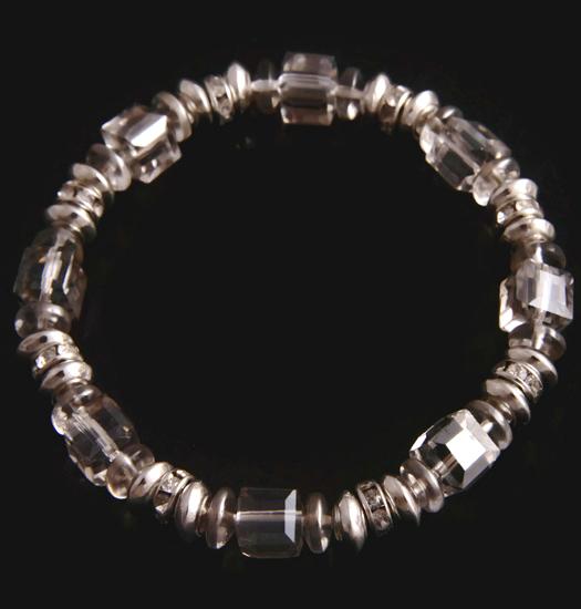 Bracelet Smokey Crystal