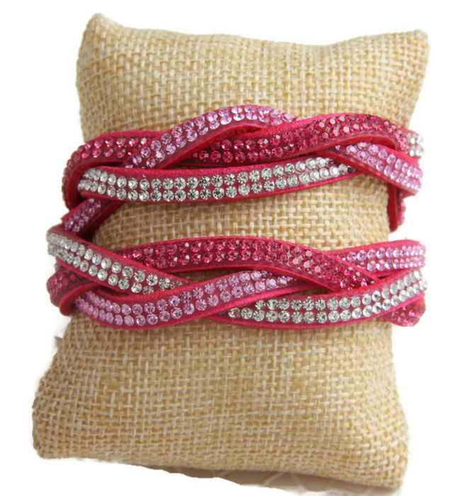 Armband Double Braided Wrap