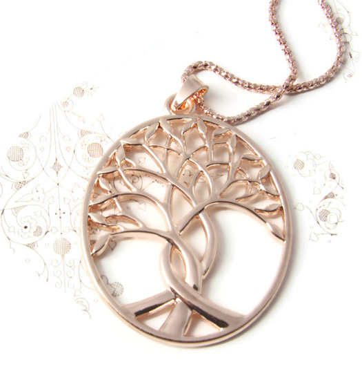 Tree of Life - oval