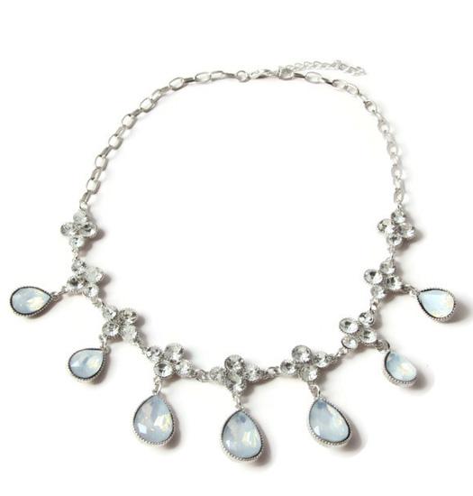 Necklace Moon-Drops