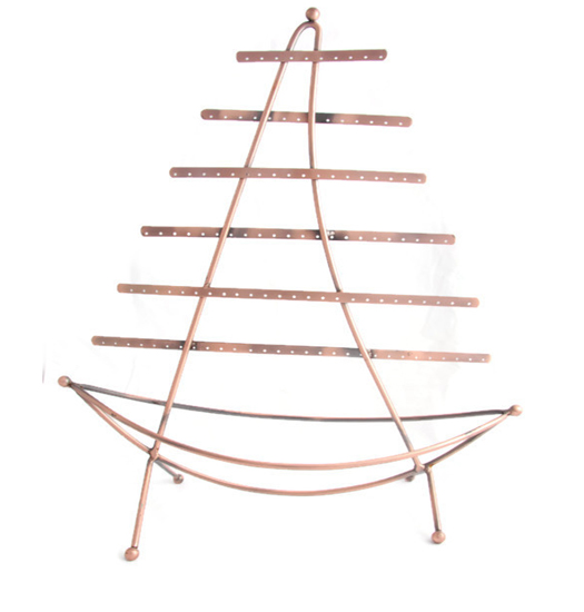 Earring stand Boat