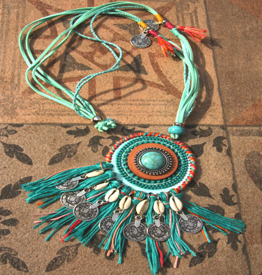 Ibiza Style Necklaces