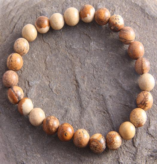 Luck stones Picture Jasper