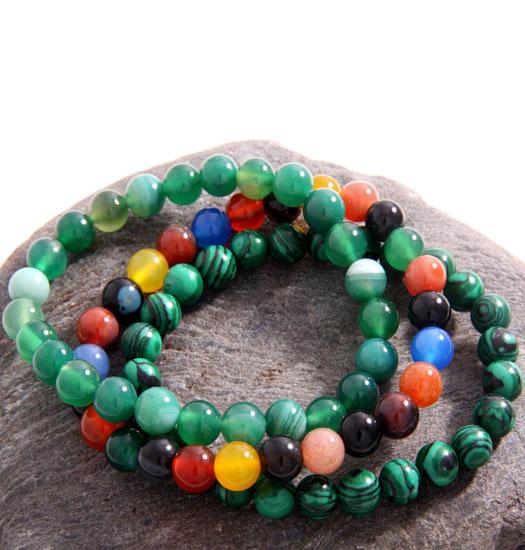 Luck Stone bracelets