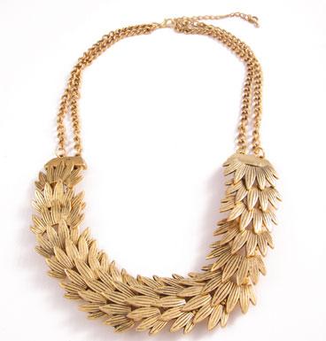 collier Corona Aurea